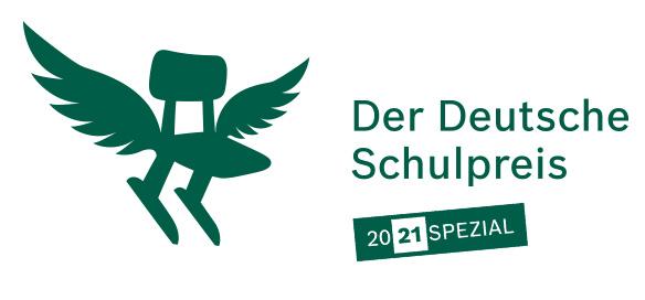 Logo Deutscher Schulpreis 20/21
